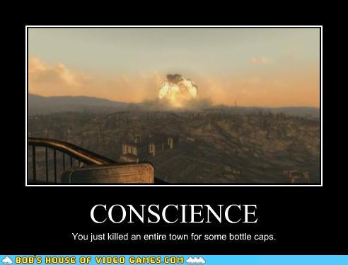 video game lol CONSCIENCE