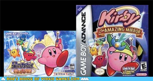 video game lols Kirby 1
