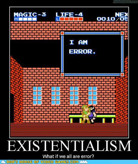 funny video game photos  - I Know I Am
