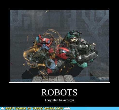 funny video game photos  - Robo-Sexuals