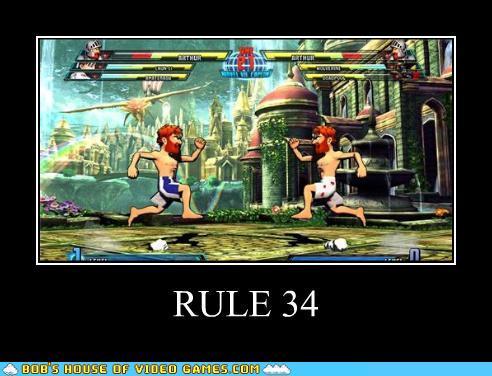 rule 34 game